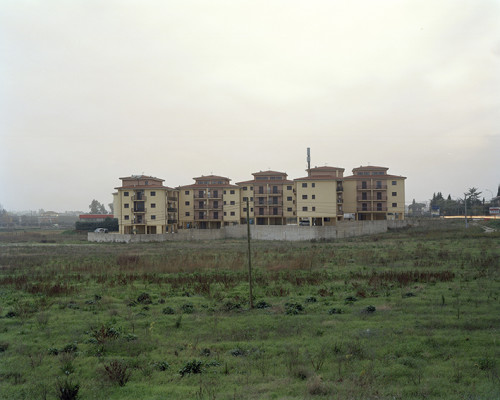 Una Veduta Di Borgo Montello Dalla Strada Regionale 148