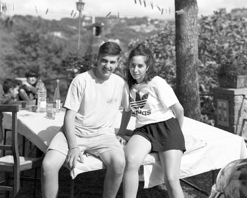 Lorenzo E Martina Giorgi