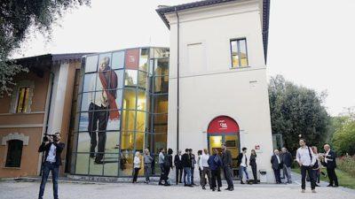 Visit India Alla Casa Del Cinema Di Roma