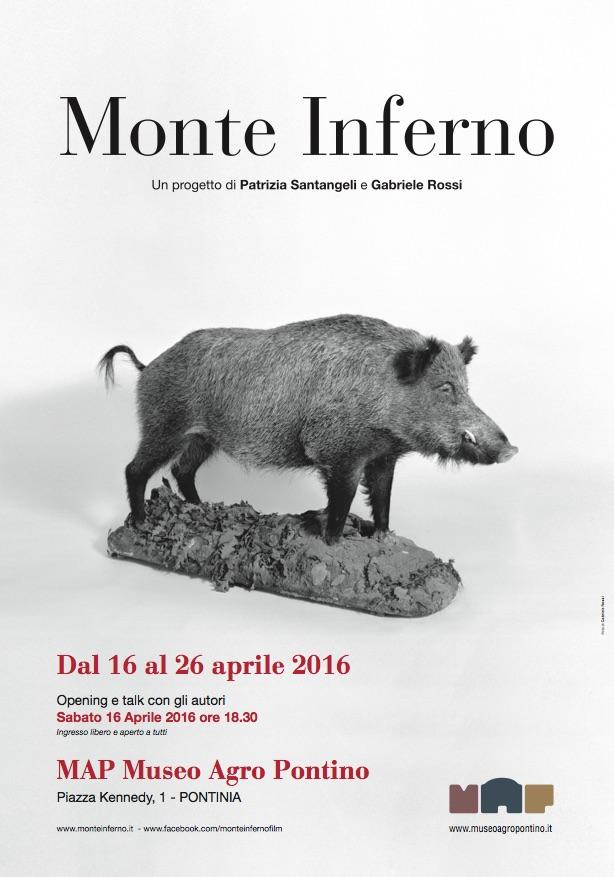 Monte Inferno Al Museo Dell'Agro Pontino