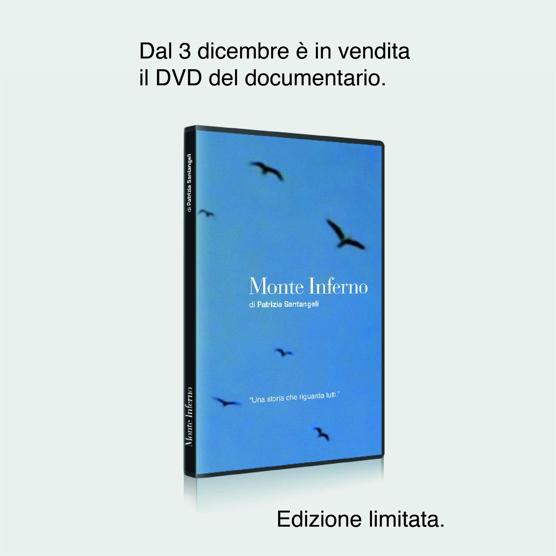 Il DVD Di Monte Inferno!